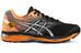asics Cel-Cumulus 18 G-TX Shoe Men Black/Silver/Hot Orange